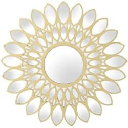 Bohemian Furniture - Wall Flower Mirror