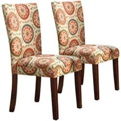 Bohemian Furniture - HomePop Parsons Accent Dining Chair