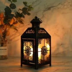 Bohemian Furniture - JHY DESIGN Metal Lantern