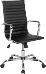 cheap modern furniture - BBF Black Swivel Office Chair