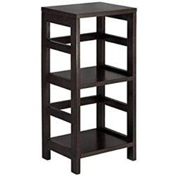 cheap modern furniture - Lifestyle Storage Rack Wood Shelf