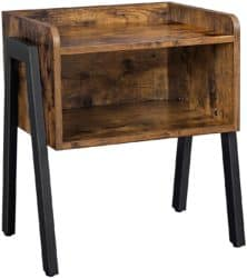 cheap modern furniture - VASAGLE Industrial Nightstand