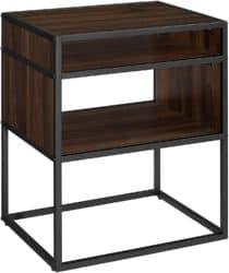 cheap modern furniture - Walker Edison Furniture Company Storage Shelf End Table