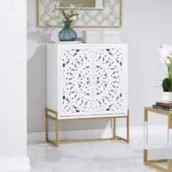 unique furniture - deco 79 accent chest