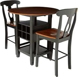 unique furniture - homelegance atwood dining set