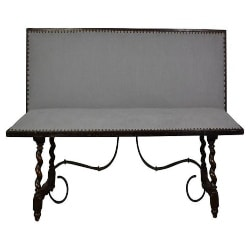 unique furniture - spanish bench