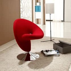 unique furniture - ziggy swivel chair