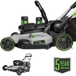 Best Lawn Mower - EGO LM2142SP