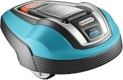 Best Lawn Mower Gardena 4069 R80Li Robotic Lawnmower (1)