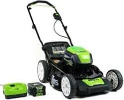 Best Lawn Mower - Greenworks 2501202