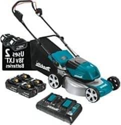 Best Lawn Mower - Makita XML03PT1 18V X2 (36V) LXT