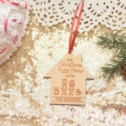 New Home Christmas Ornament (1)