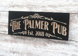 Custom Bar Sign (1)