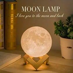 Unique Housewarming Gifts - Moon Lamp