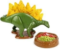 Unique but Funny Housewarming gifts - NACHOsaurus Dip and Snack Dish Set