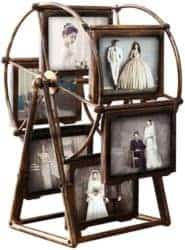 Unique but Practical Housewarming gifts - Rotatable Windmill Picture Frame