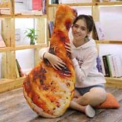 funny housewarming gifts - 3D Chicken Leg Pillow