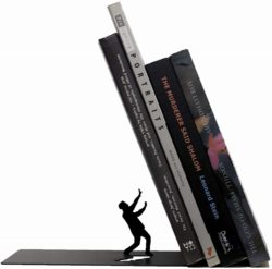 Artori Design Premium Heavy-Duty Metal Bookend