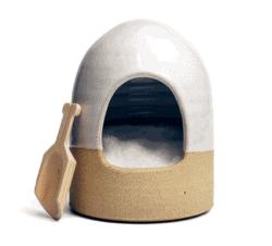 housewarming gifts for men - Beehive Salt & Pepper Set