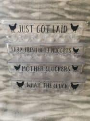 housewarming gifts for men - Funny Egg Carton