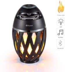 housewarming gifts for men - Led flame table lamp