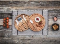 housewarming gifts for men - Personalized Cheese Board