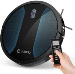 housewarming gifts for men - Robot Vacuum Cleaner