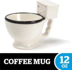housewarming gifts for men - The Original Toilet Mug