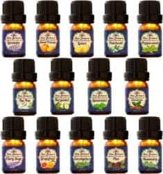 housewarming gifts for men - Top 14 Aromatherapy Essential Oils