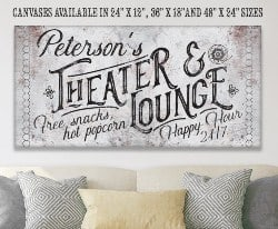 Personalized-Theater and Lounge-Large Canvas (1)