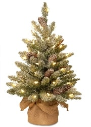 2Ft Fir Tree with Cones (1)