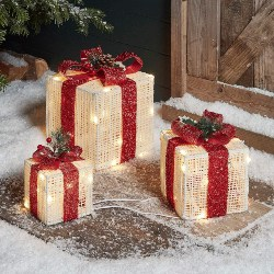 5. Lighted Gift Boxes (1)