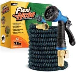 GrowGreen Heavy Duty Expandable Garden Hose