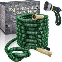 Best Expandable Garden Hose - TheFitLife Expandable and Felxible Garden Hose - 2020 Upgrade Model