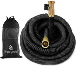 Best Garden Hose - GrowGreen Heavy Duty Expandable Garden Hose