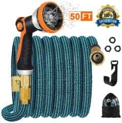 JOOIKOS Expandable Garden Hose 50ft
