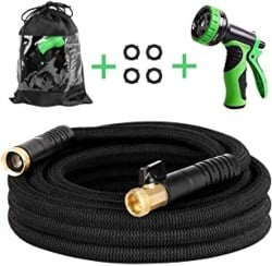 Best Lightweight Garden Hose - HDCOOL 25 ft Expandable Garden Hose