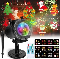 Christmas Projector Lights (1)