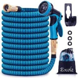expandable garden hose - Eocolz Garden Hose 75ft
