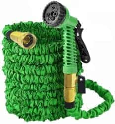 expandable garden hose - MTB Supply Expandable Garden Hose