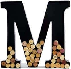 unique housewarming gifts for men - Wine Cork Holder