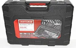 Craftsman 220 pc. Mechanics Tool Set