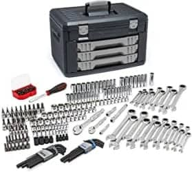 GEARWRENCH Mechanics Tool Set
