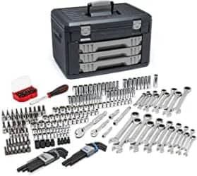 GEARWRENCH Mechanics Tool Set