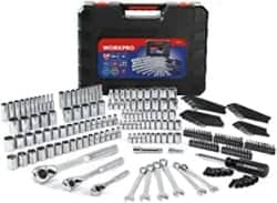 WORKPRO 230-piece Mechanics Tool Kit
