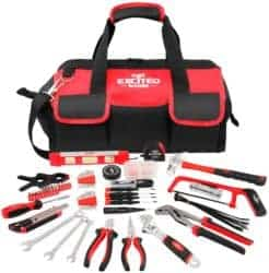 169-Piece Red Tool Set