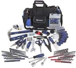 230-Piece Household Set with Soft Case