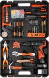 Best tool sets - Cordless Drill Lithium Ion with Tools Combo Kit