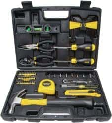 Best tool sets - STANLEY Home Tool Kit, 65-Piece