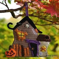 Crochet Pattern Haunted House (1)